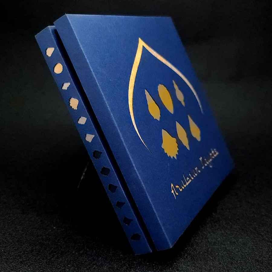 Arabian Nights Cutters - Set #1 of 6 mini cutters