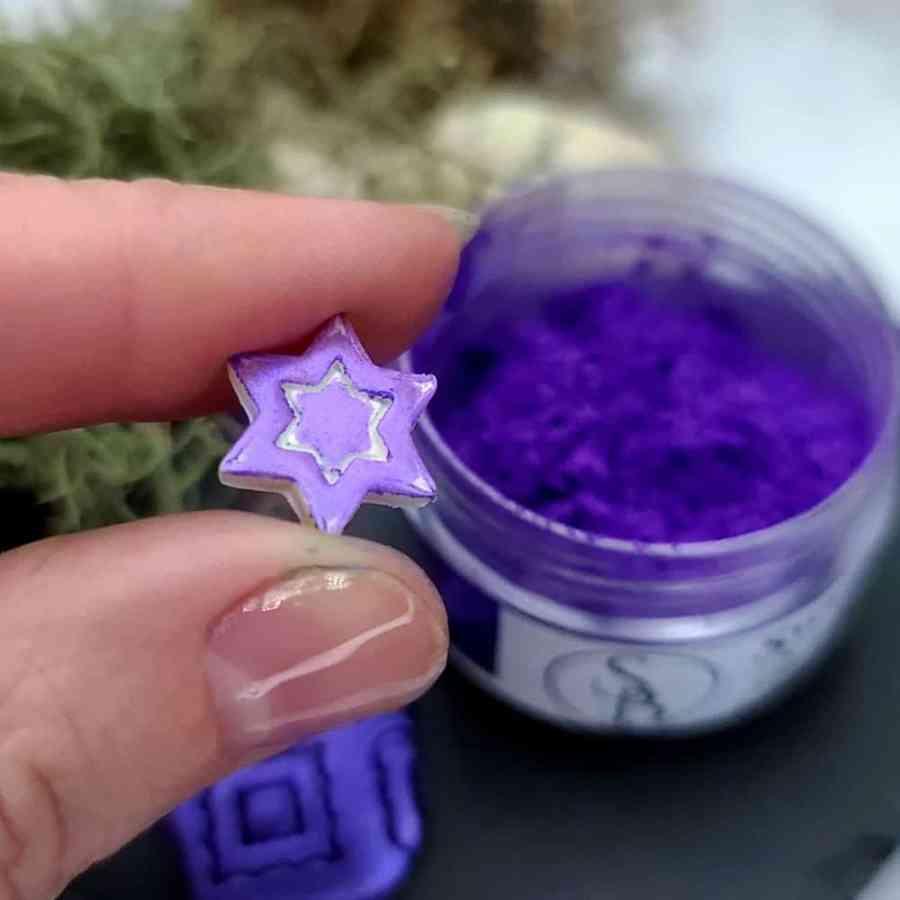 Rich Violet Pearl