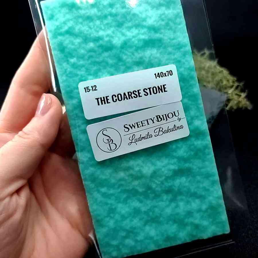 Coarse Stone Silicone Texture (140x70mm)