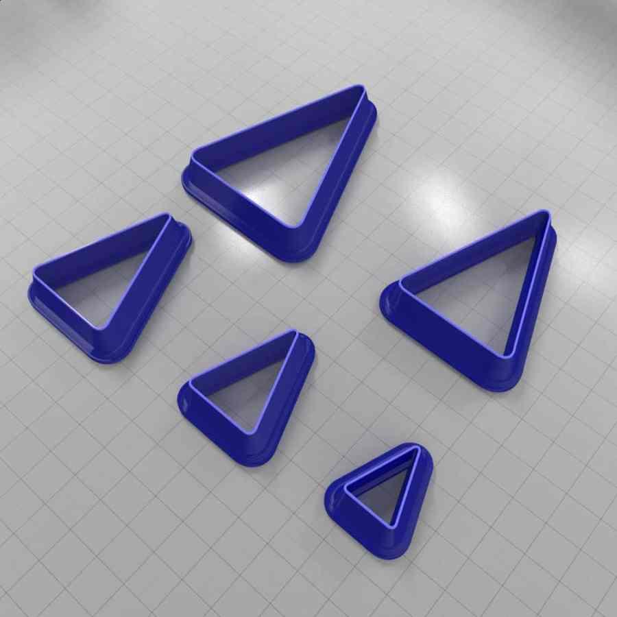 Set of 5 cutters: DROPS#10