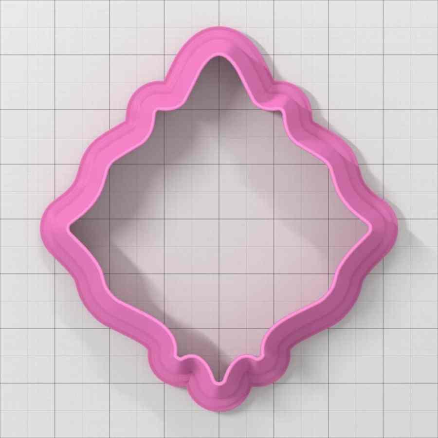 Set of 4 cutters - Focal Element #5 - 3,4,5,6cm