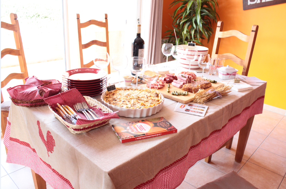 My Home Party, Ducros et l'anniversaire de ma maman
