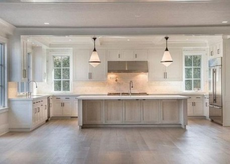 Amazing White Kitchen Design Ideas Which Will Make You Like Cooking 28