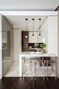 Amazing White Kitchen Design Ideas Which Will Make You Like Cooking 48