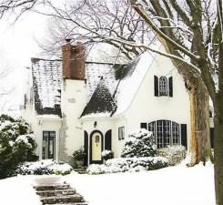Amazing Winter Garden Landscape 24