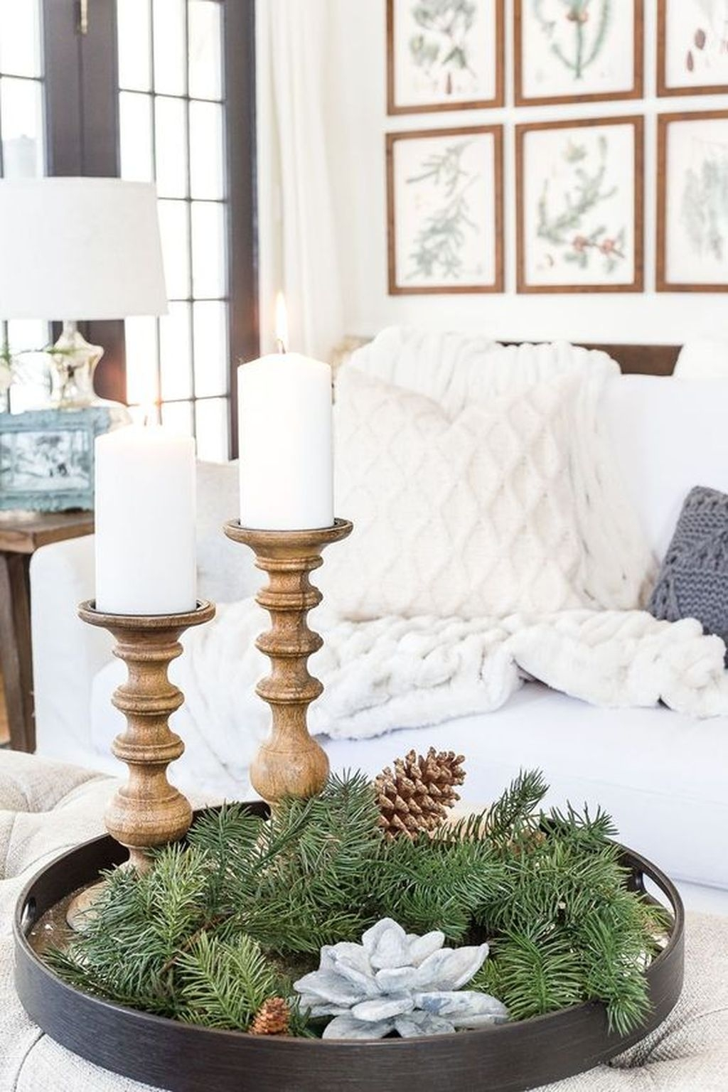 Amazing Winter Home Decoration Ideas 07