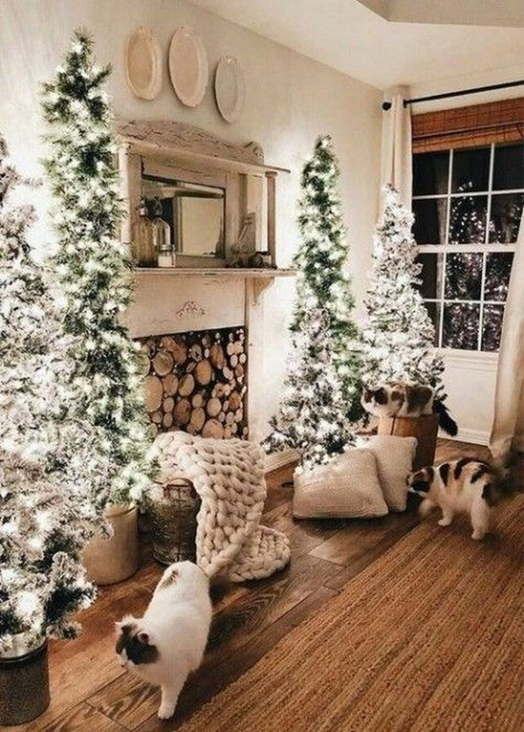 Amazing Winter Home Decoration Ideas 11