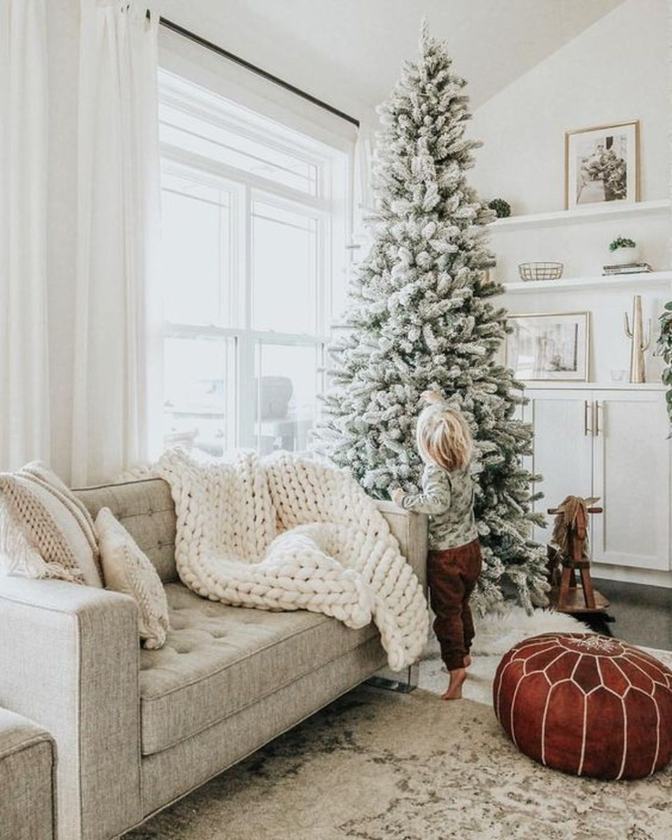 Amazing Winter Home Decoration Ideas 14