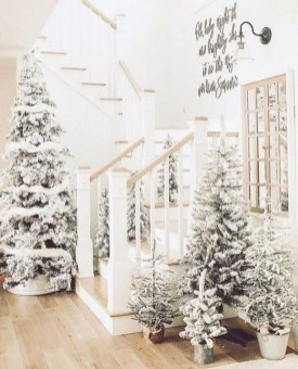Amazing Winter Home Decoration Ideas 34