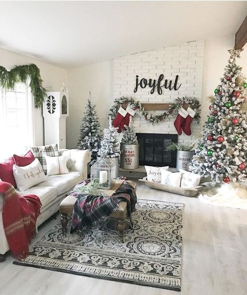 Amazing Winter Home Decoration Ideas 42