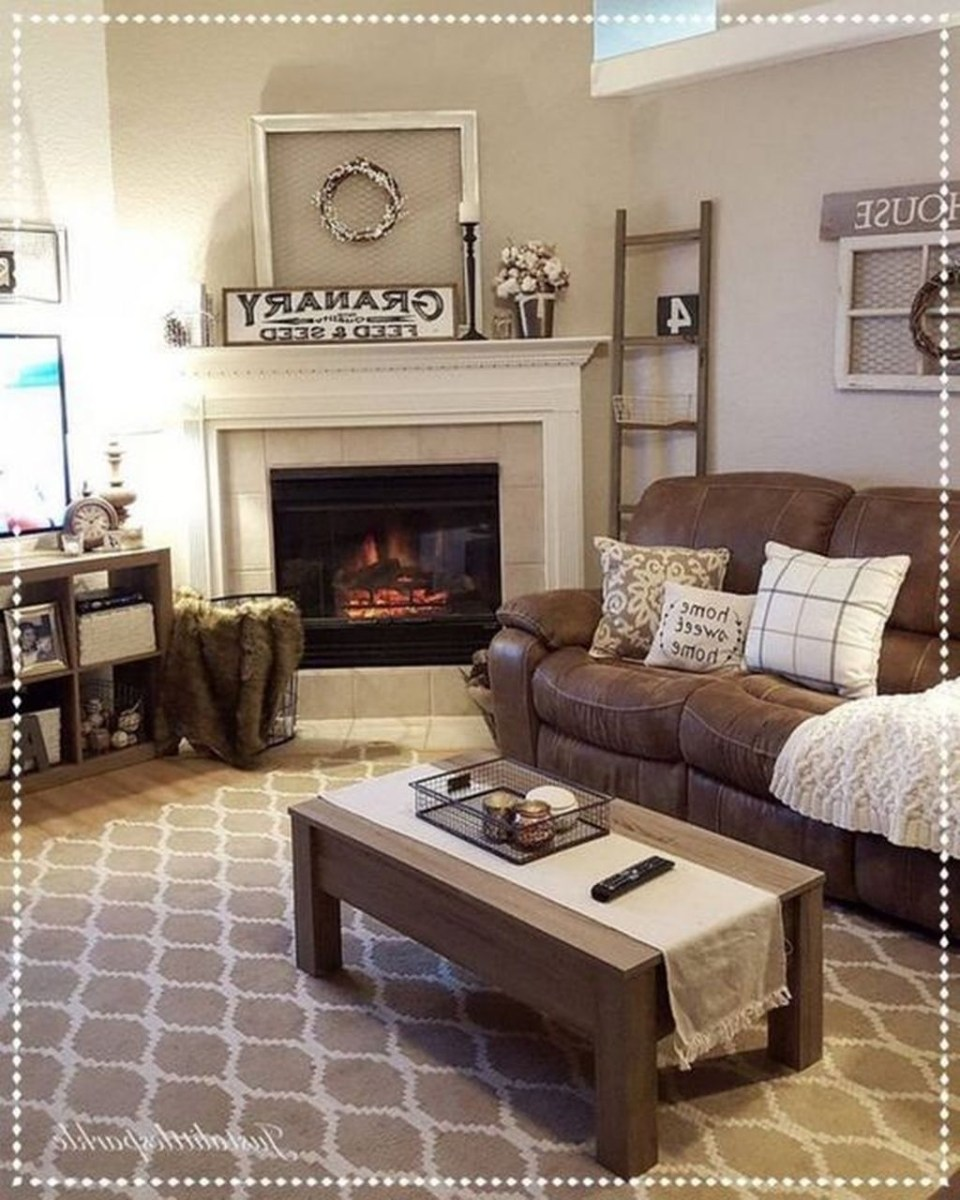 Awesome Winter Simple Living Room Decor Ideas You Must Try 03