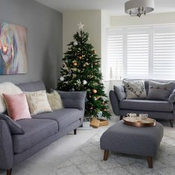 Awesome Winter Simple Living Room Decor Ideas You Must Try 05