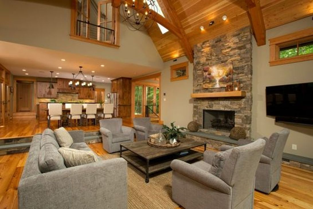 Awesome Winter Simple Living Room Decor Ideas You Must Try 14