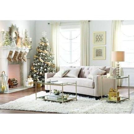 Awesome Winter Simple Living Room Decor Ideas You Must Try 21
