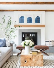 Awesome Winter Simple Living Room Decor Ideas You Must Try 24