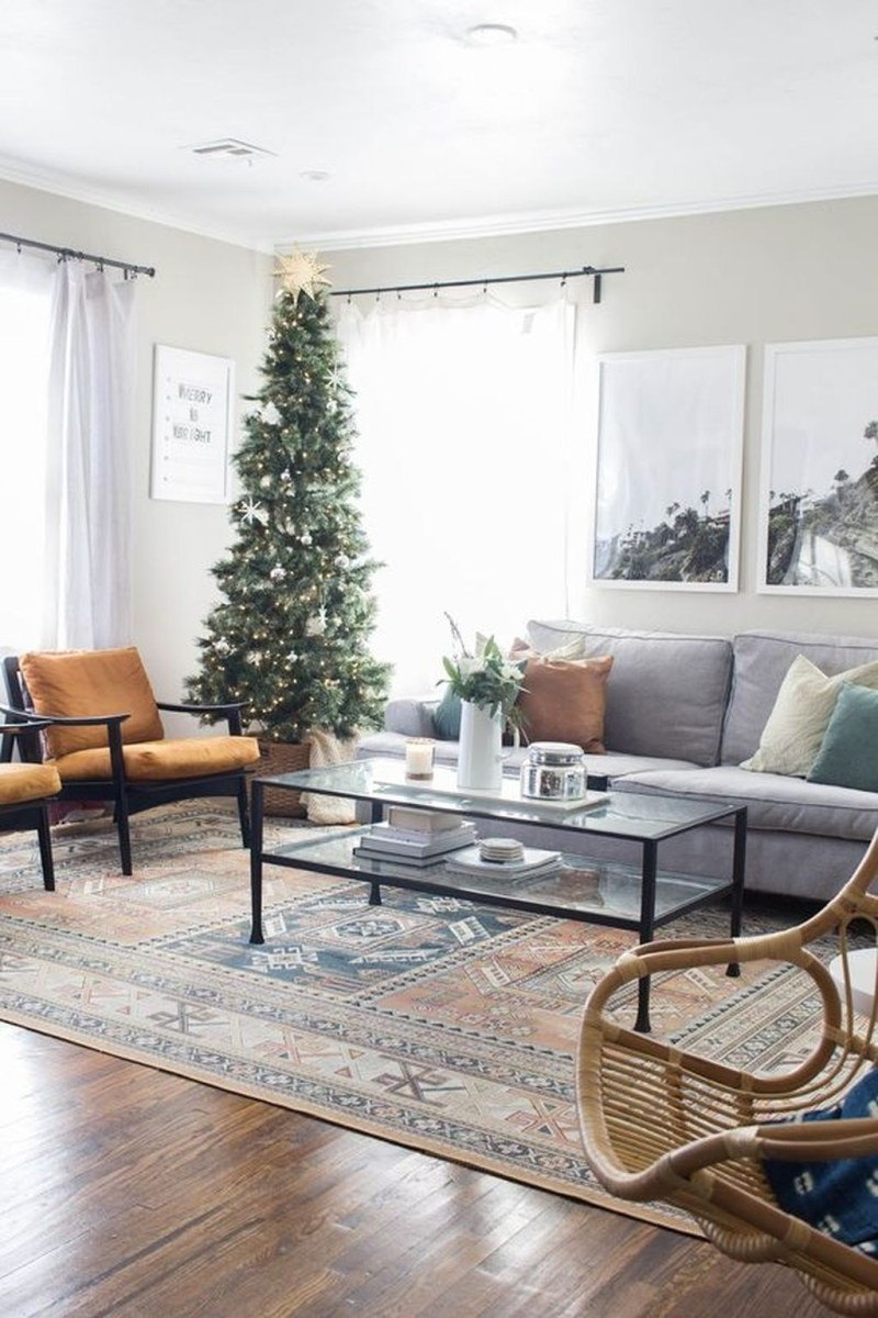 Awesome Winter Simple Living Room Decor Ideas You Must Try 27