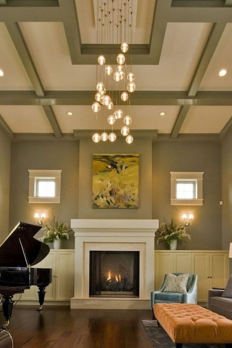 Awesome Winter Simple Living Room Decor Ideas You Must Try 30