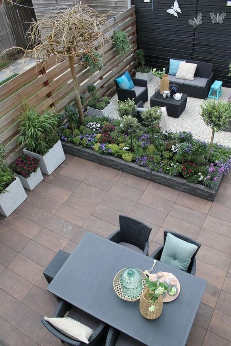 Beautiful Small Backyard Landscaping Ideas 03
