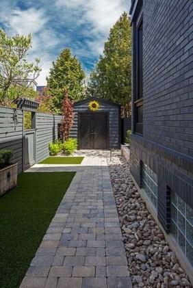 Beautiful Small Backyard Landscaping Ideas 06