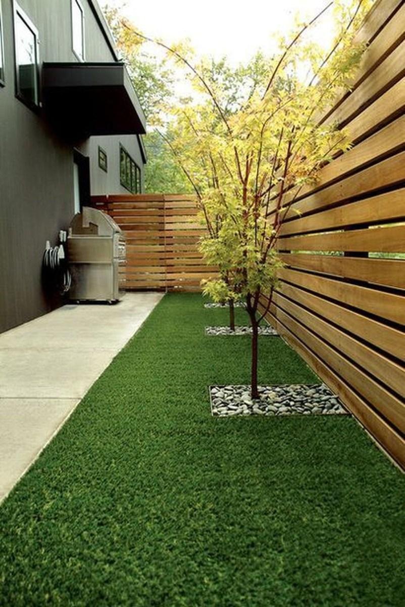 Beautiful Small Backyard Landscaping Ideas 41