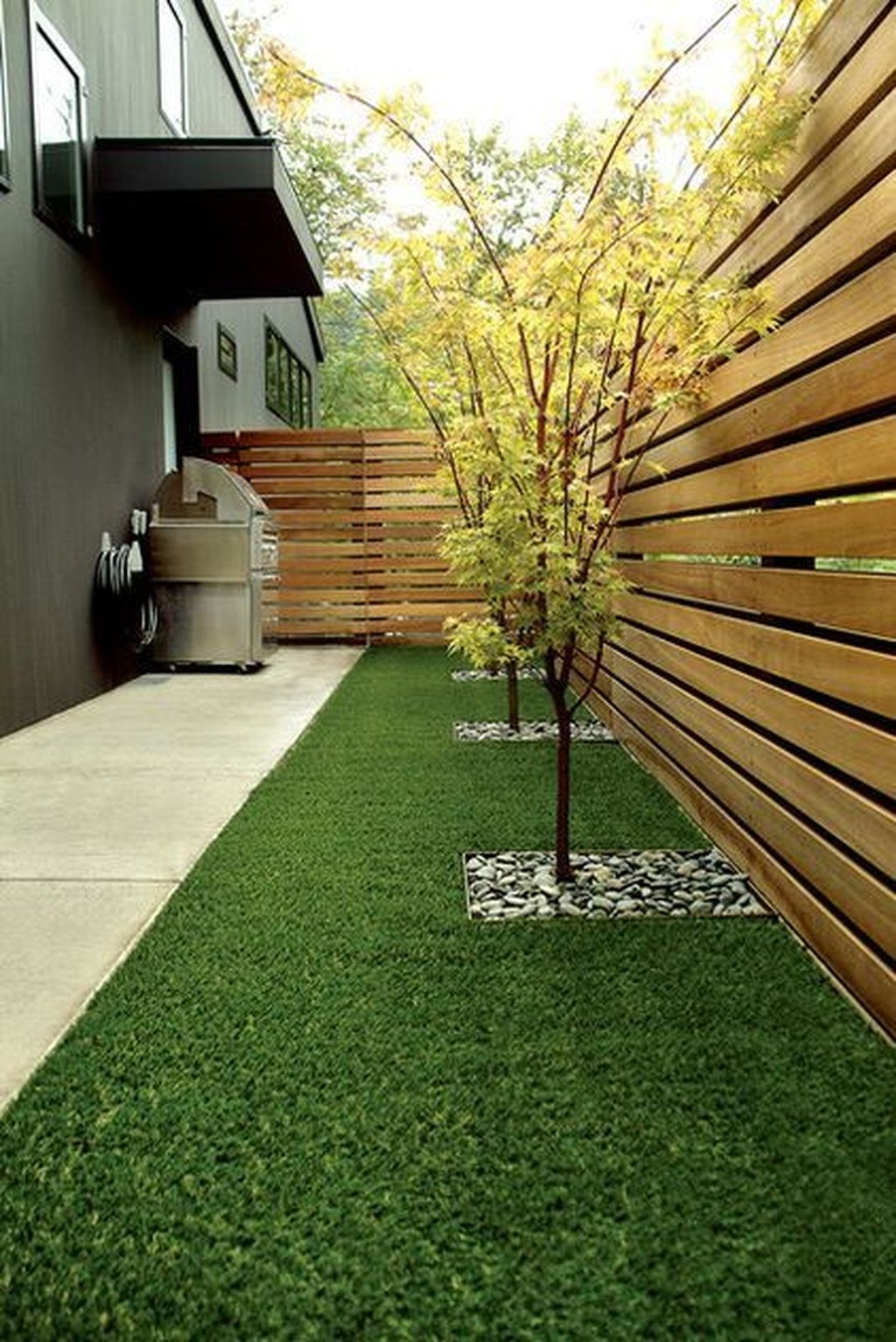 Beautiful Small Backyard Landscaping Ideas 41