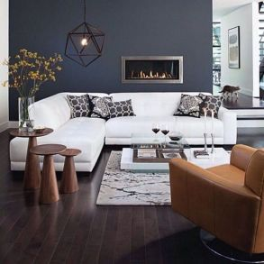 Stunning Winter Living Room Decor Ideas You Should Try 02