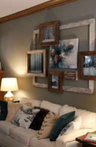 Stunning Winter Living Room Decor Ideas You Should Try 04