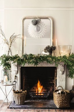 The Best Christmas Fireplace Decoration For Any Home Model 08