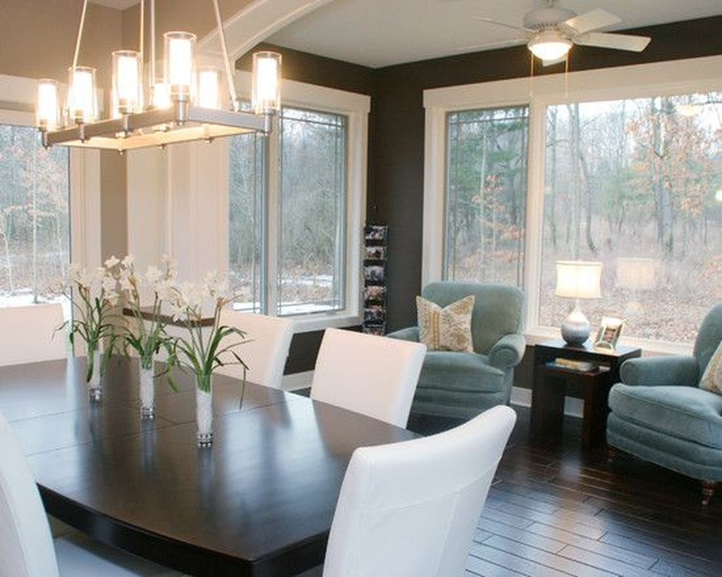 The Best Winter Dining Room Decorations 27