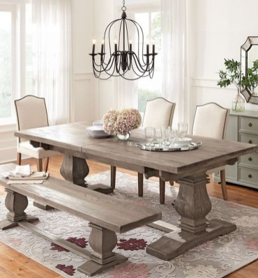 The Best Winter Dining Room Decorations 36