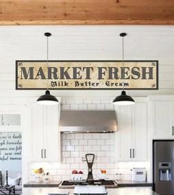 Amazing Remodeling Farmhouse Kitchen Decorations 34