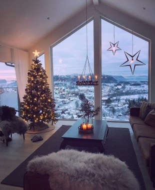 Amazing Winter Interior Design With Low Budget 31