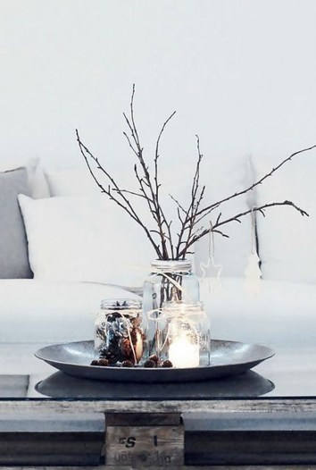 Amazing Winter Interior Design With Low Budget 49
