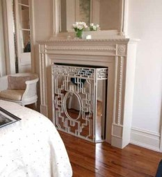 Awesome Fireplace Design Ideas For Small Houses 41