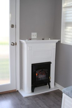Awesome Fireplace Design Ideas For Small Houses 47