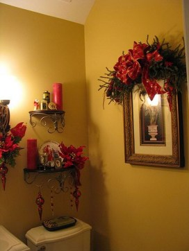 Awesome Winter Bathroom Decor You Need To Have 18