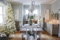 Beautiful Christmas Dining Room Decor Ideas Should You Apply This Winter 37