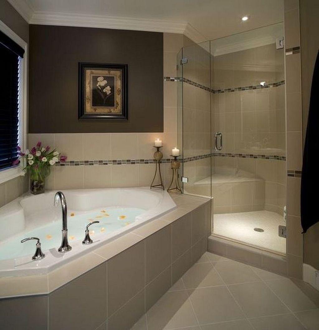 Beautiful Romantic Bathroom Decorations 17