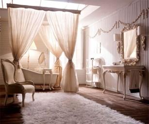 Beautiful Romantic Bathroom Decorations 48
