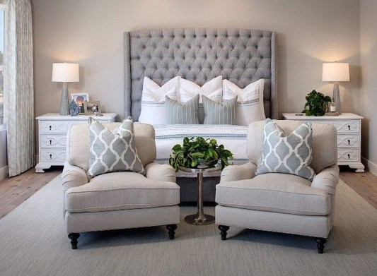 Beautiful White Bedroom Design Ideas 40