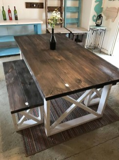 Choosing The Right Farmhouse Dining Room Table 17