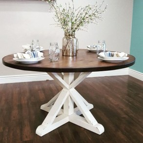 Choosing The Right Farmhouse Dining Room Table 43