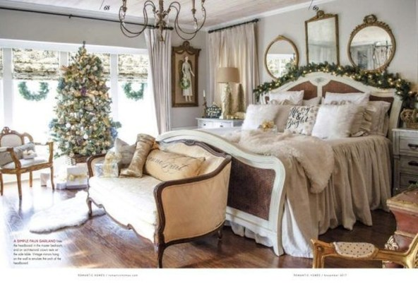 Make Your Bedroom More Romantic With These Romantic Bedroom Decorations 38