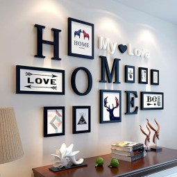 Modern Minimalist House Design In Black And White Color Scheme 08