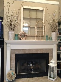 Nice Mantel Decorations Best For Winter 22