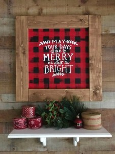 Perfect Ideas To Have Great Vintage Christmas Decoration 05