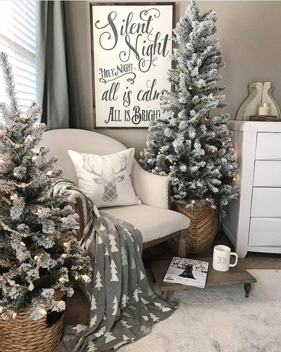 Perfect Ideas To Have Great Vintage Christmas Decoration 08