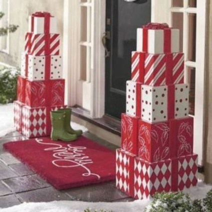 Perfect Ideas To Have Great Vintage Christmas Decoration 11
