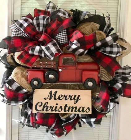 Perfect Ideas To Have Great Vintage Christmas Decoration 12
