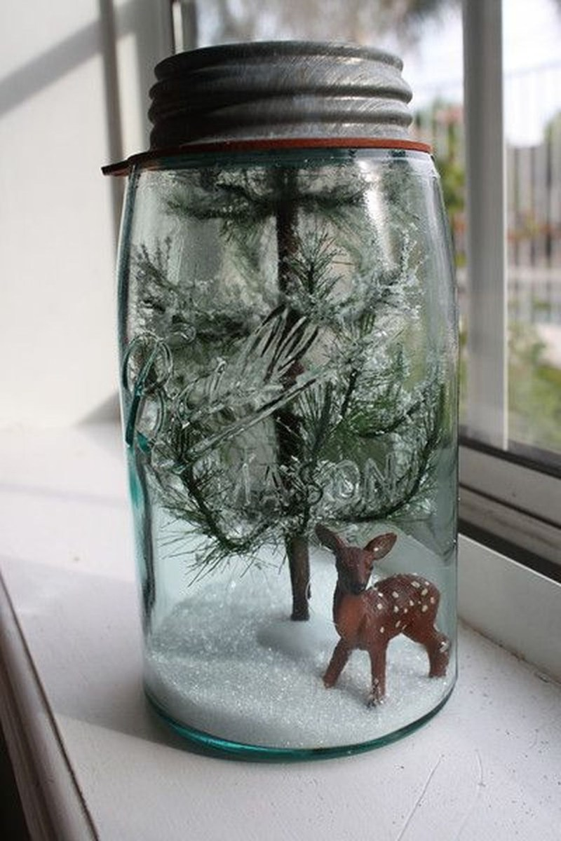Perfect Ideas To Have Great Vintage Christmas Decoration 13